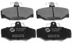 Volvo S70, V70 (97-99) Rear Brake Pads (AWD)